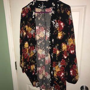 Jackets & Blazers - Cocoon jacket